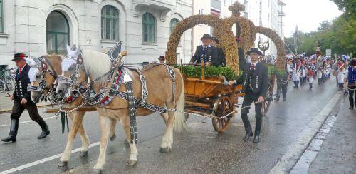 Oktoberfestumzug Hötzelsperger