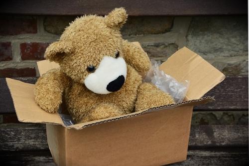 Paket Päckchen