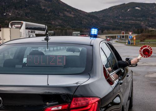 Polizei Zivilstreife Kelle Kontrolle