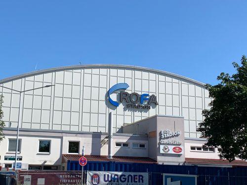 Rofa Stadion Starbulls Eishockey