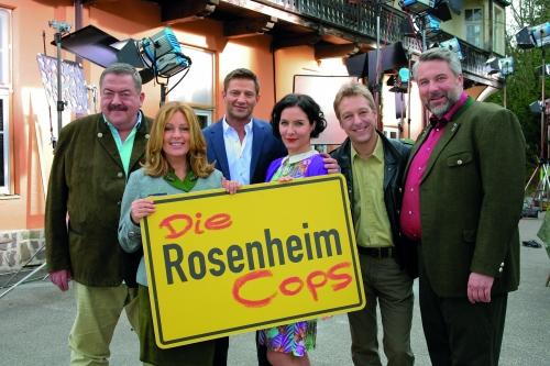 Rosenheim Cops Schauspieler