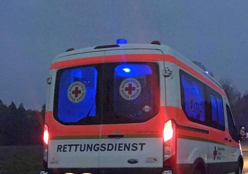 Sanka Rettungsdienst Unfall