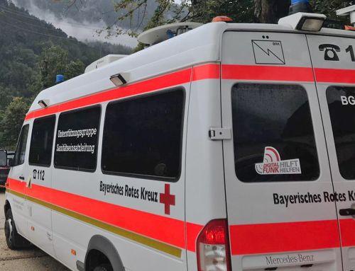 Sanka Rettungsdienst Unfall Tag