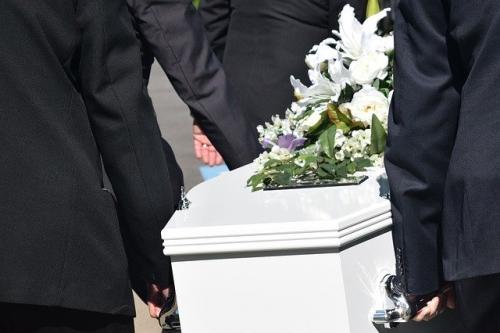 Sarg Friedhof Beerdigung
