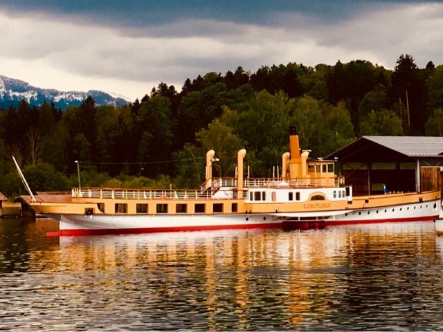 Schiff Chiemseeschifffahrt