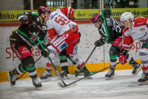Starbulls Regensburg Spielszene Ludwig Schirmer