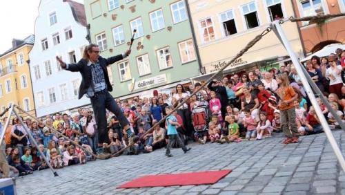 Straßenkunstfestival Rosenheim