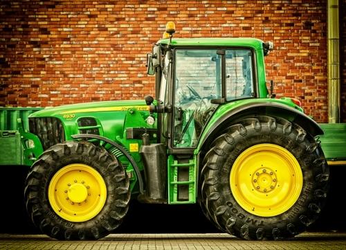 Traktor Symbol
