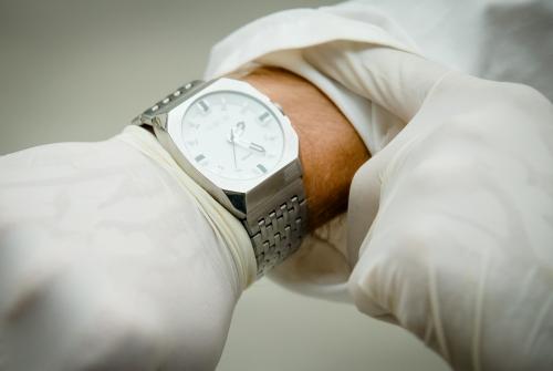 Uhr Armbanduhr Zeit