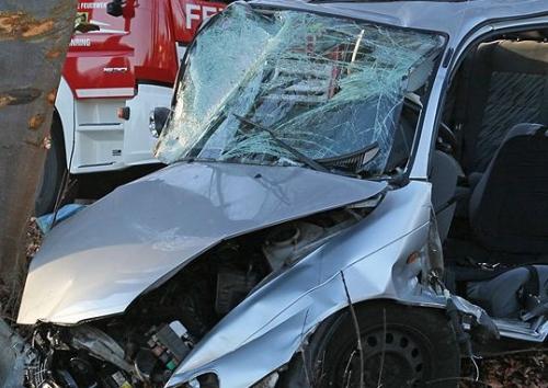 Unfall Auto Symbol 1