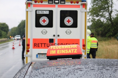 Unfall Notfall Sanka Notarzt