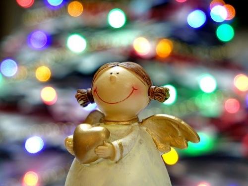 Weihnachten Engel