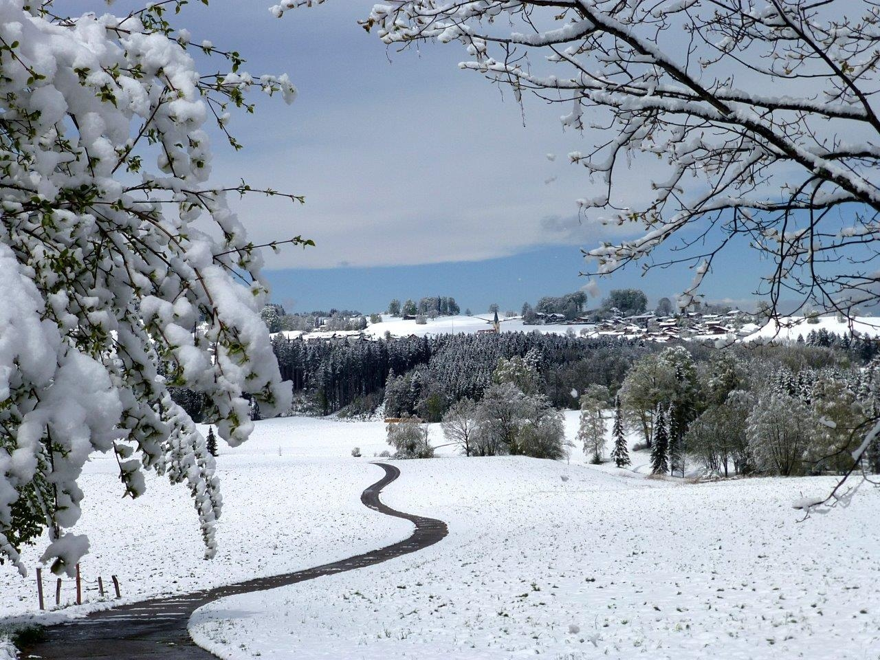 Winter Samerberg 1