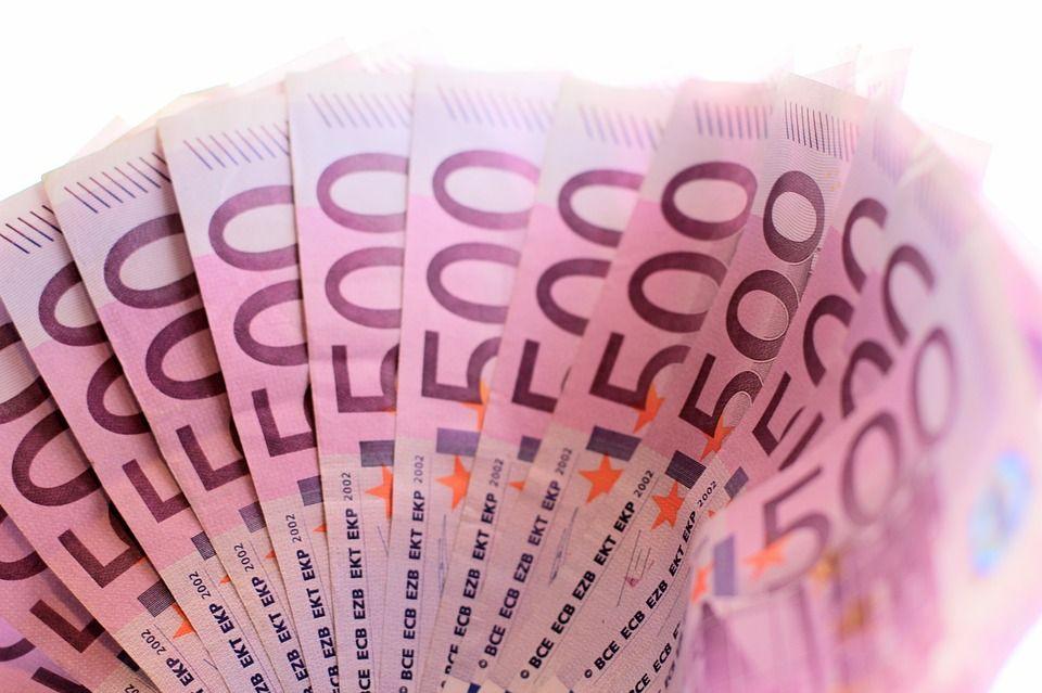 0828 Euroscheine
