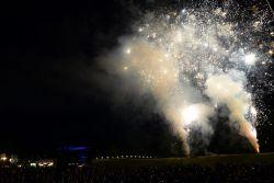 Sommerfestival Feuerwerk