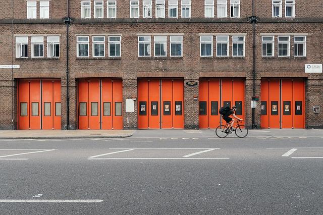 fire-brigade house